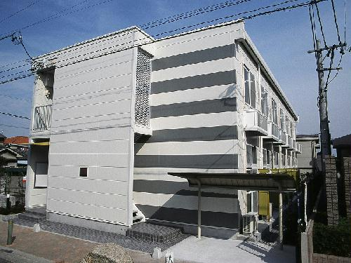 レオパレスTORISU外観写真