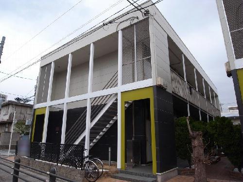 レオパレスクレールA外観写真