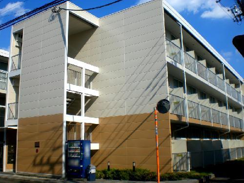レオパレスShimizu Ⅱ外観写真