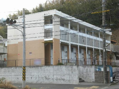 レオパレスメゾンソレイユⅡ外観写真