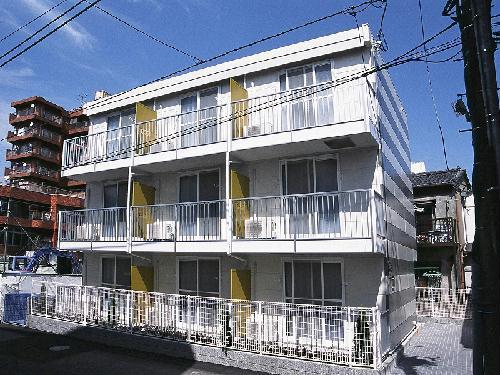 レオパレス京島外観写真