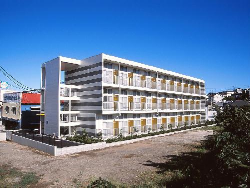 レオパレスノースビレッジ外観写真