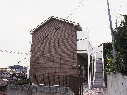レオパレスISO外観写真