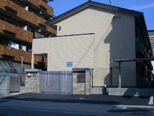 レオパレスJ BOX Ⅳ外観写真