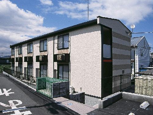 レオパレス元橋本Ⅱ外観写真
