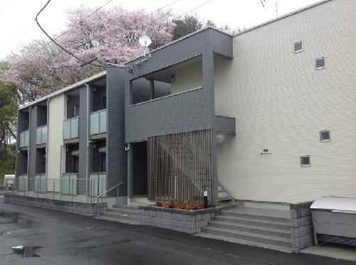 クレイノ桜ソレイユ外観写真