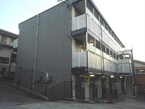 レオパレスキュア横浜外観写真