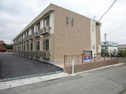 レオネクストアーバン須恵中央外観写真