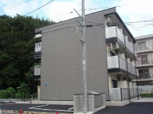 レオパレスレイクサイド武蔵浦和外観写真