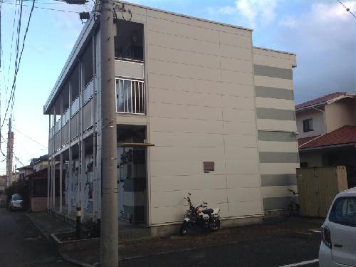 レオパレス田村外観写真