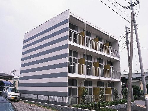 レオパレスshima7外観写真