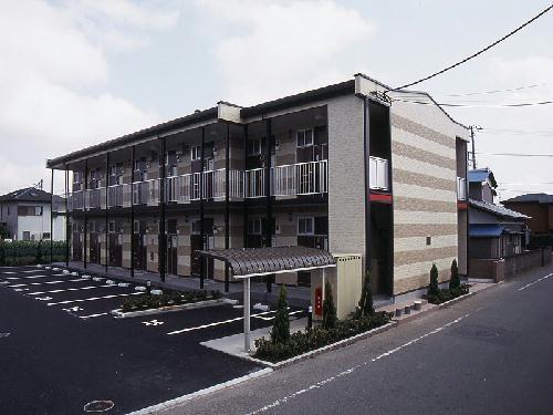 レオパレスRINKA外観写真