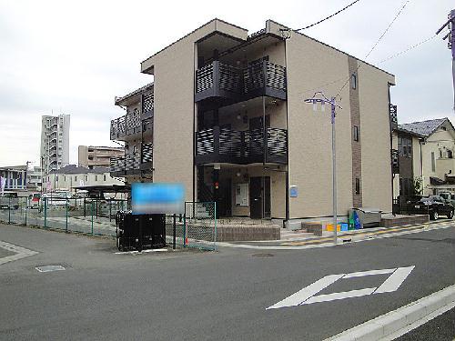 レオネクストつるせ壱番館外観写真