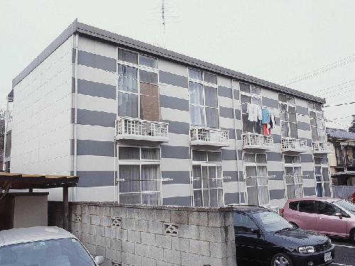 レオパレスゼブラ外観写真