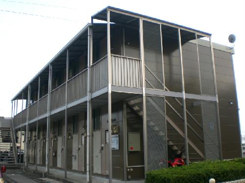 レオパレスベアバレー外観写真