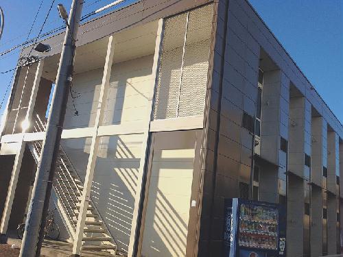 レオパレスホワイトウイングI外観写真