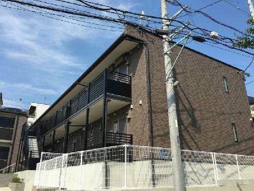 レオネクストエマーレ横浜壱番館外観写真