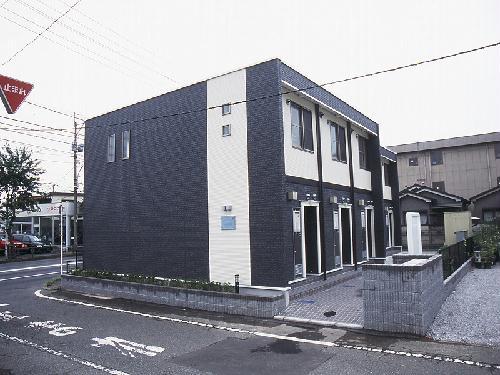 レオネクストメヌエット武蔵外観写真
