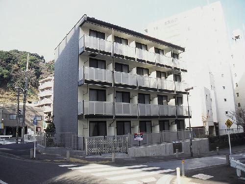 レオパレスフォレスタ磯子外観写真