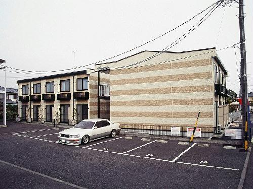 レオパレストレス外観写真
