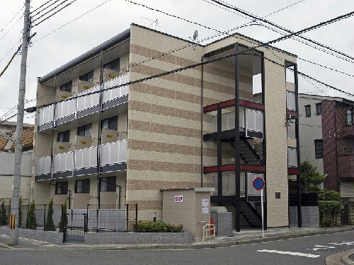 レオパレスMizusawa外観写真