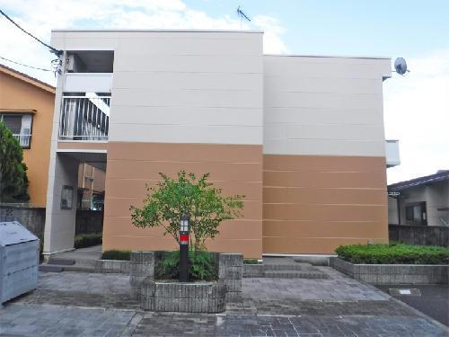 レオパレスVitaSerena外観写真