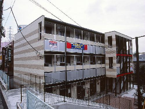 レオパレス戸塚踊場外観写真