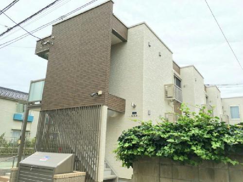 クレイノ東新宿外観写真