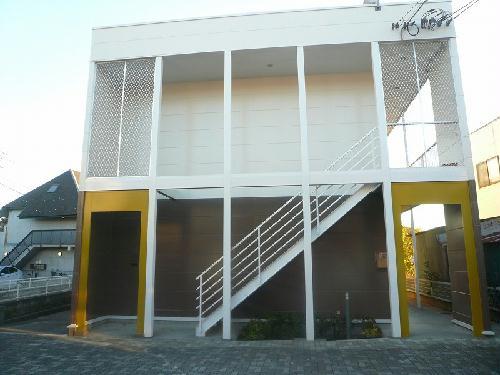 レオパレスコンフォール外観写真