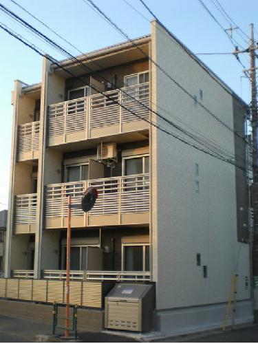 クレイノNAKAMURA外観写真