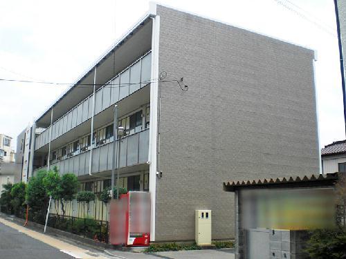 レオパレスシリウス戸田外観写真