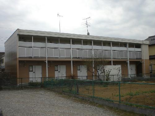 レオパレスサザンハイツ外観写真
