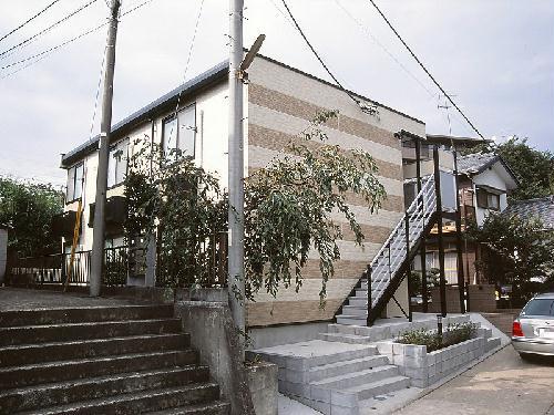 レオパレスNakayama外観写真