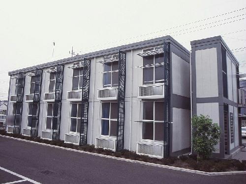 レオパレスコンフォート外観写真