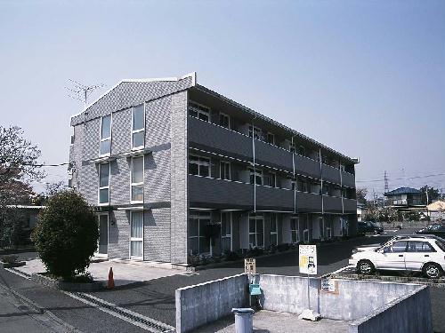 レオパレスコンフォート秋川B外観写真