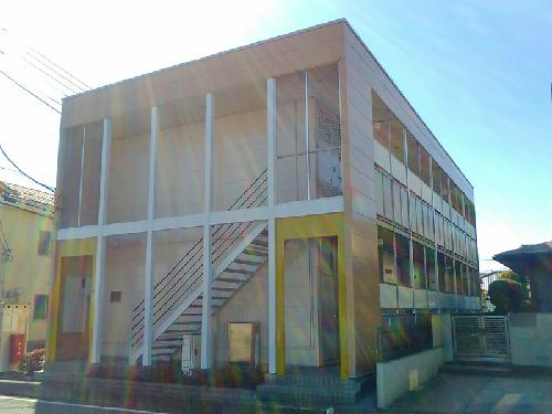 レオパレスNAKAI外観写真