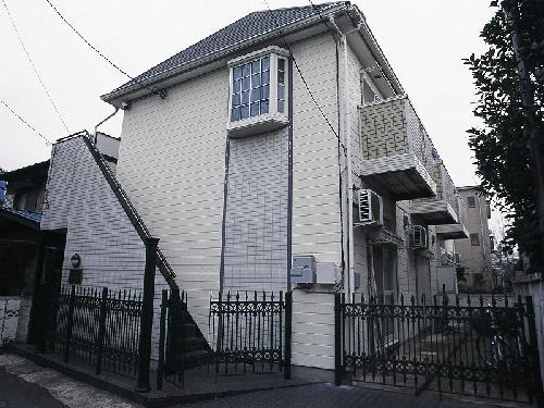 レオパレスHashiba外観写真