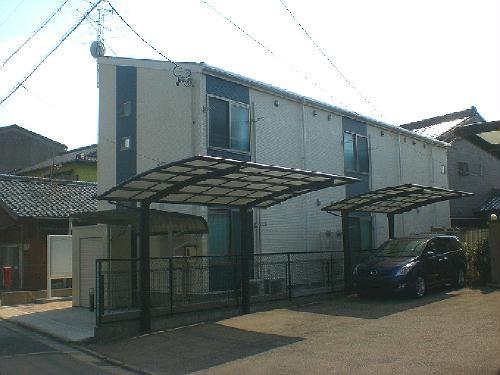 レオネクスト町新田外観写真