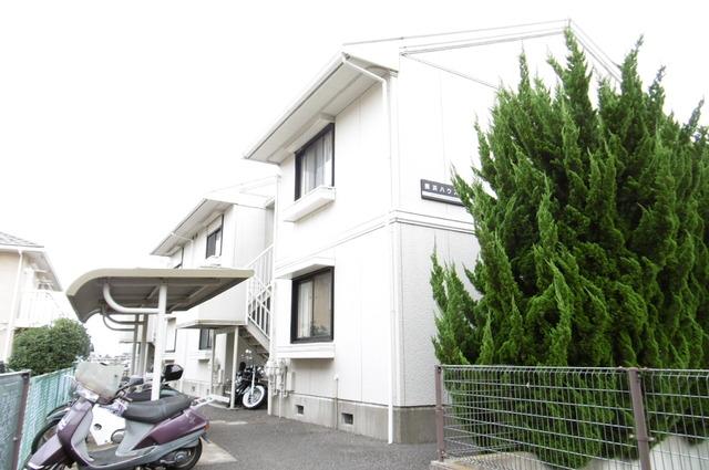 横浜ハウス2外観写真