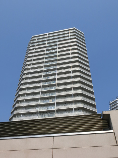 ニューシティ東戸塚タワーズシティBeタワー外観写真