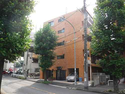 ライオンズマンション江田第3外観写真