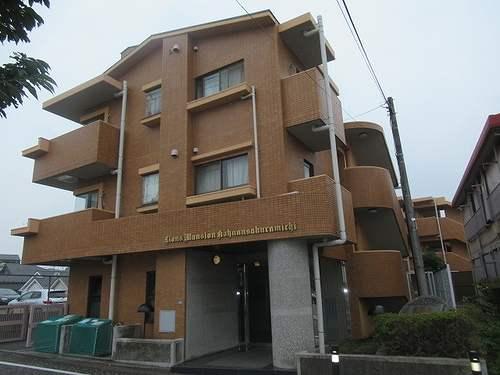 ライオンズマンション港南桜道外観写真