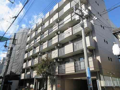 ライオンズマンション横浜反町外観写真