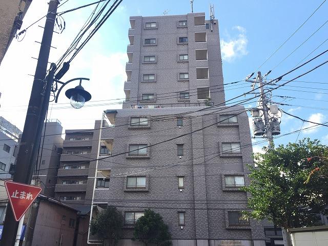 ライオンズマンション鶴見市場駅前外観写真
