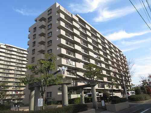 ライオンズマンションニューシティ蟹江三番館外観写真