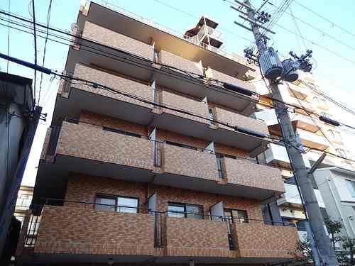 ライオンズマンション京都三条第2外観写真