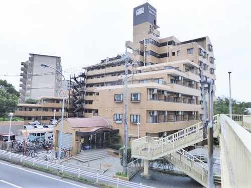 ライオンズマンション松戸柿ノ木台外観写真