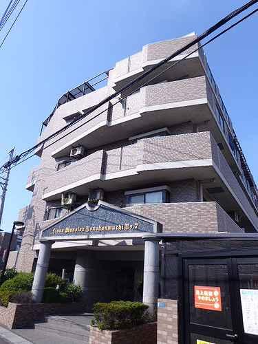ライオンズマンション与野本町第7外観写真