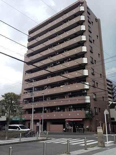 ネオマイム横浜阪東橋弐番館外観写真