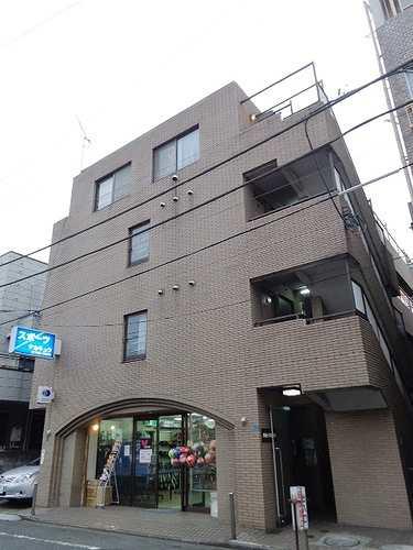 メルカード武蔵新城外観写真
